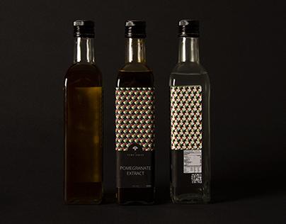 Le Vert Liban Cultural packaging design