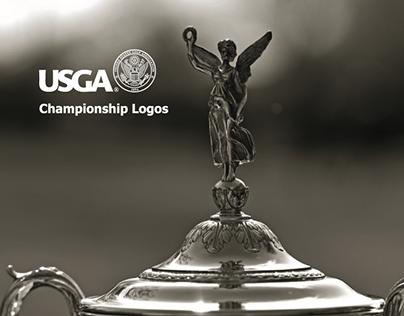 USGA Championship Logos