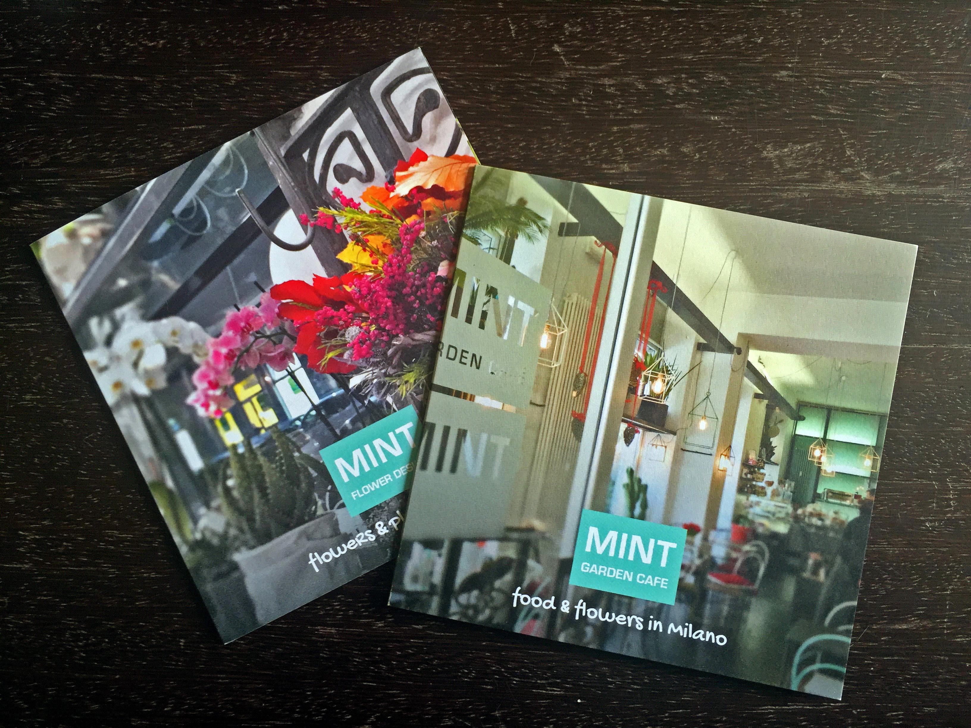 Mint Garden Café -
