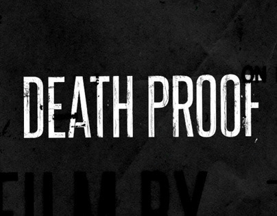 Death Proof - Titles