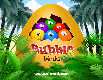 "Game ""Bubble Birds 2.0"""