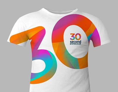 30 secondpromos.co.uk // Branding