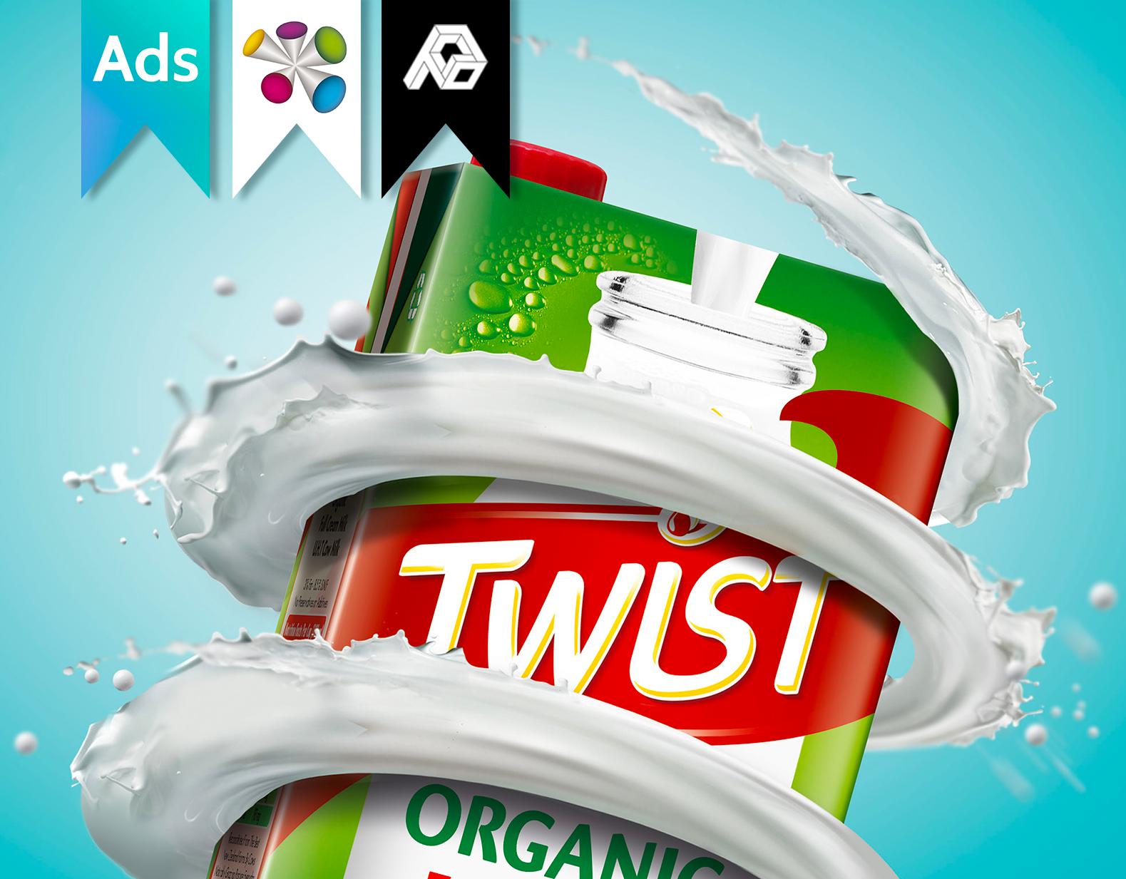Twist Milk