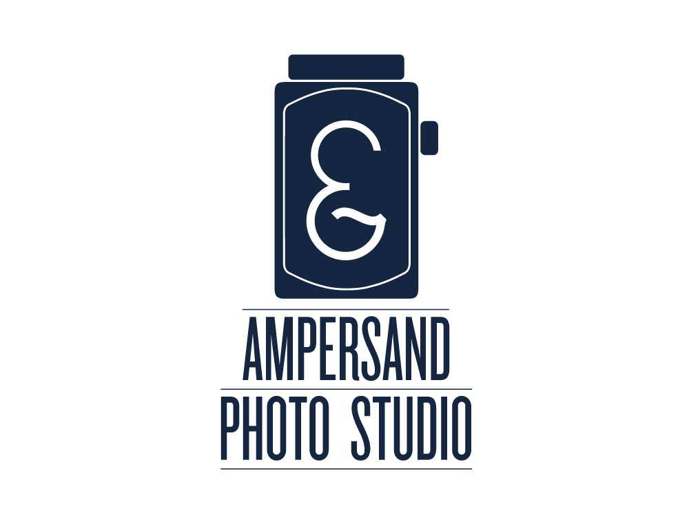 Branding: Ampersand Photo Studio