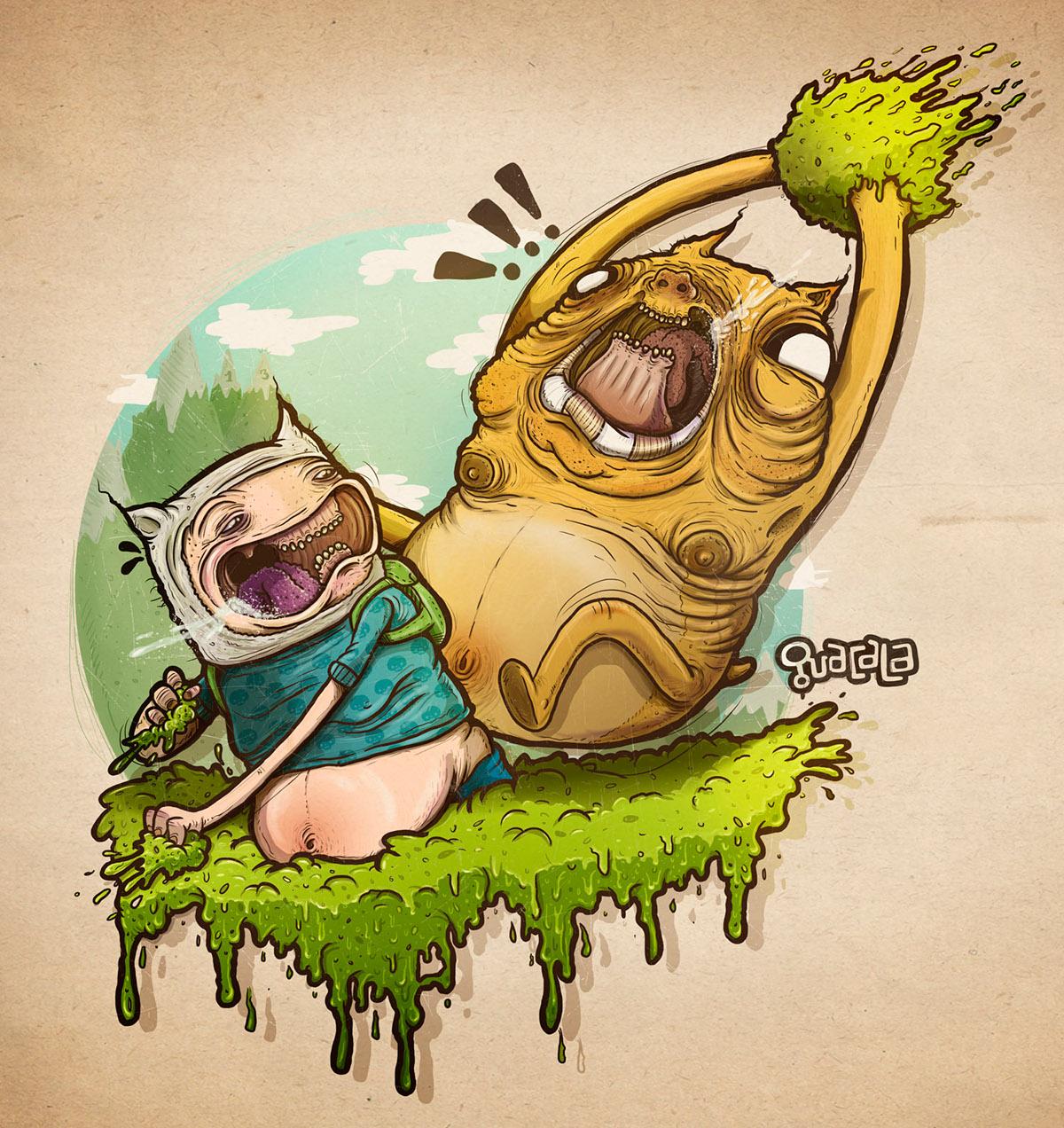 Adventure Time GUACALA