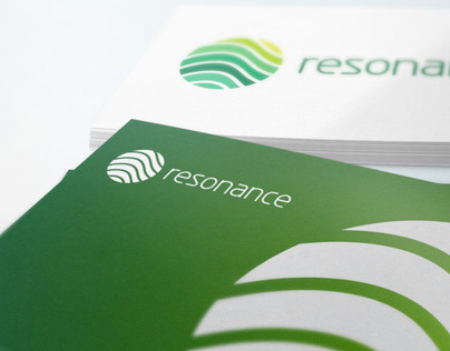 Resonance Brand Identity