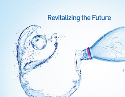 Mineral Water - Re-launching Campaign