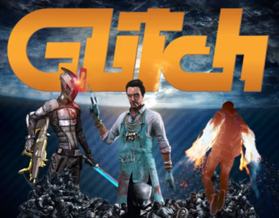 Glitch Magazine: Various Games