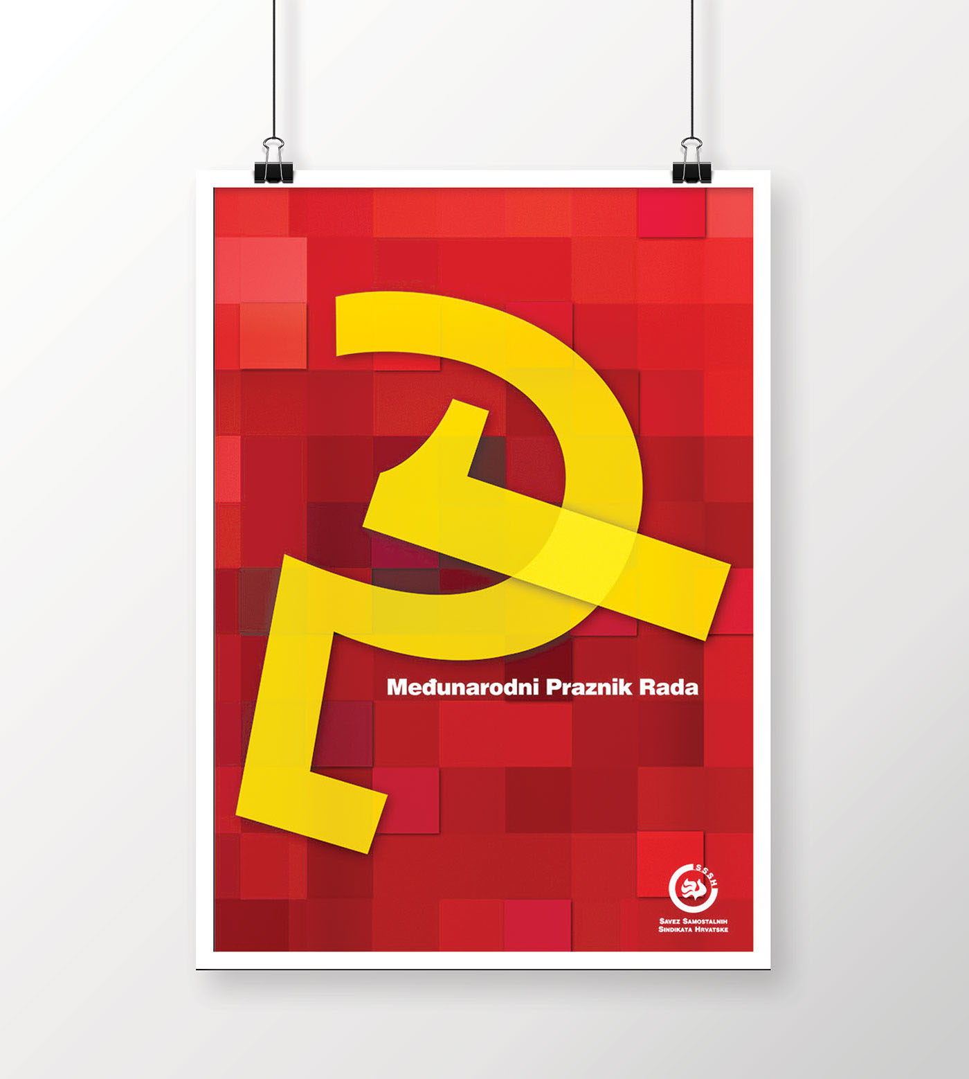 Poster - International Labor Day 2012/2013