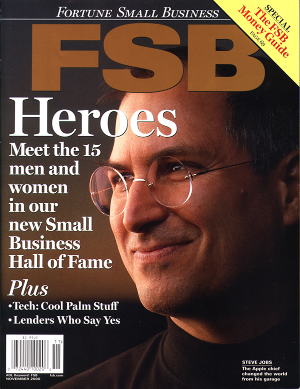Fortune Small Business Covers