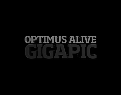 Optimus Alive - Gigapic