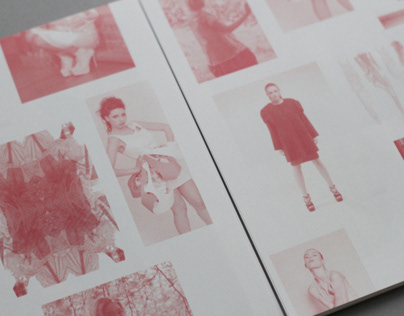 Leeds College of Art - Fashion & Design Yearbook 09/12