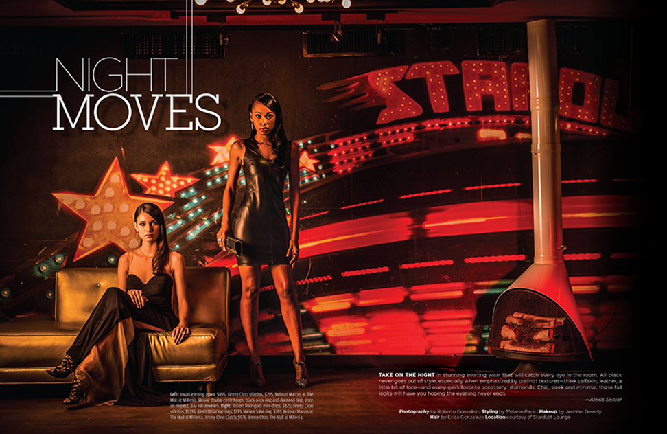 Orlando magazine - 2013 Fall Fashion