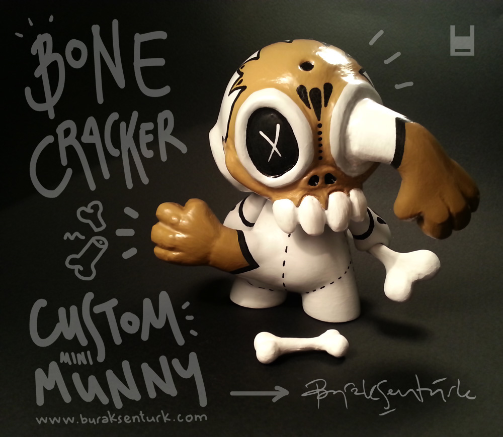 Bone Cracker Munny