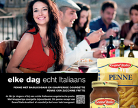 GRANDITALIA: Content Marketing Strategy & Campaign