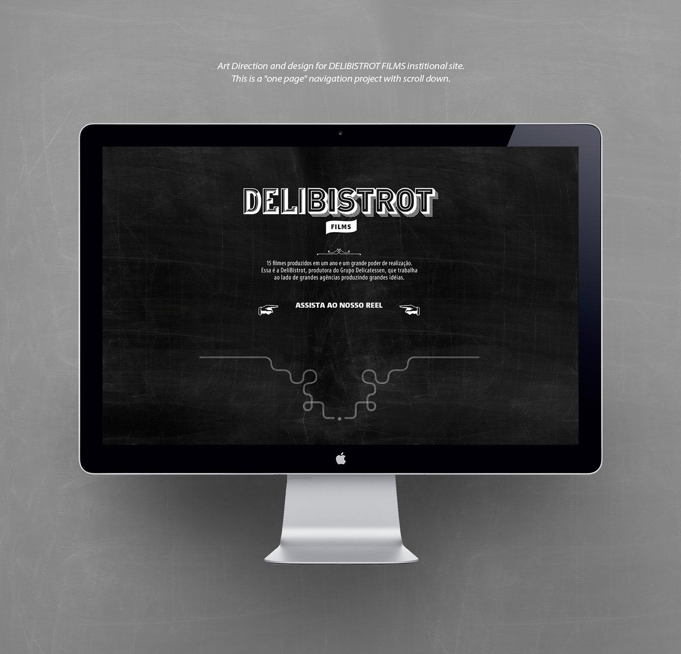 Delibistrot Films  -  institucional site