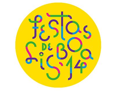 CONCURSO - FESTAS DE LISBOA´14