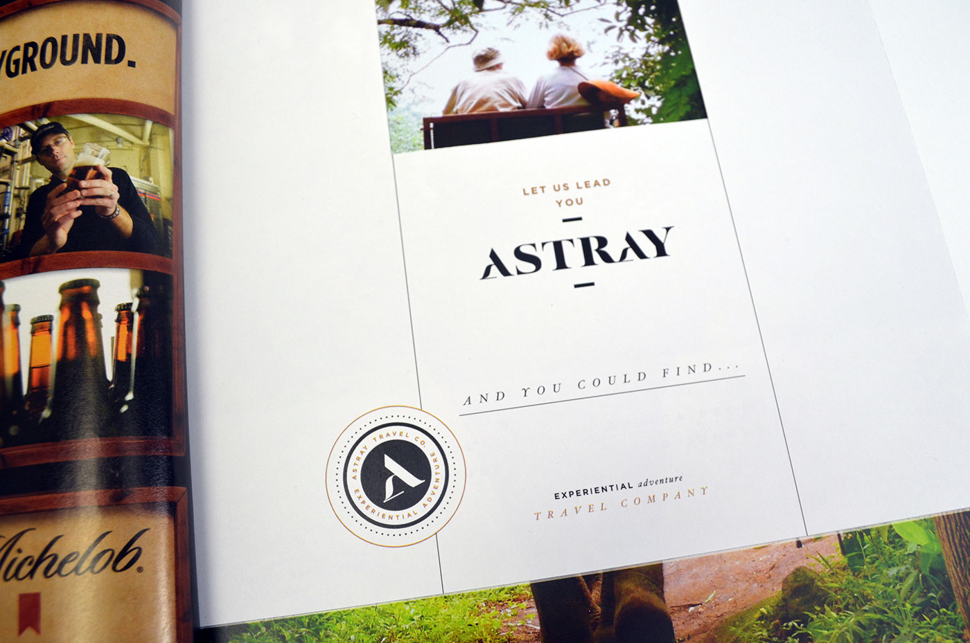 Astray Travel Co : Advertisement