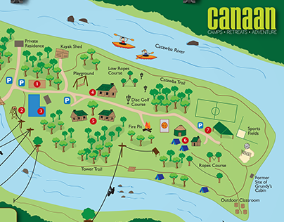 Camp Canaan Brochure