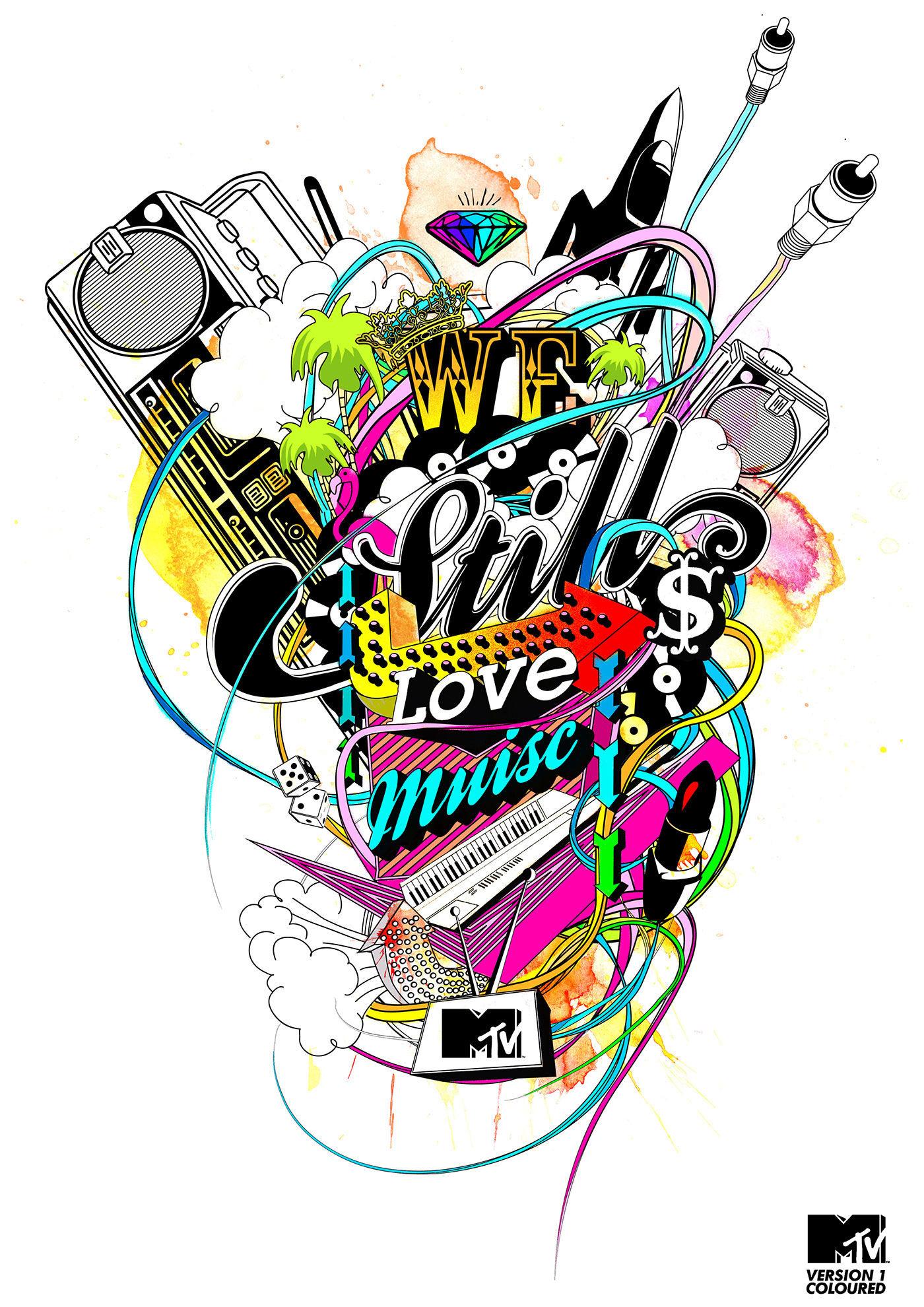 MTV T SHIRTS