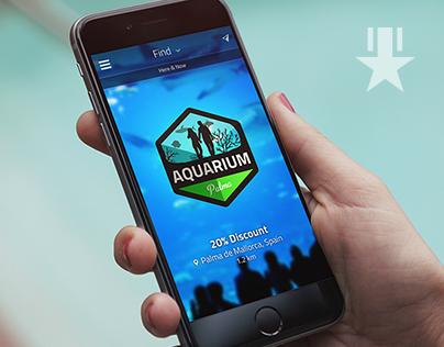 Holidayflirt App - Redesign