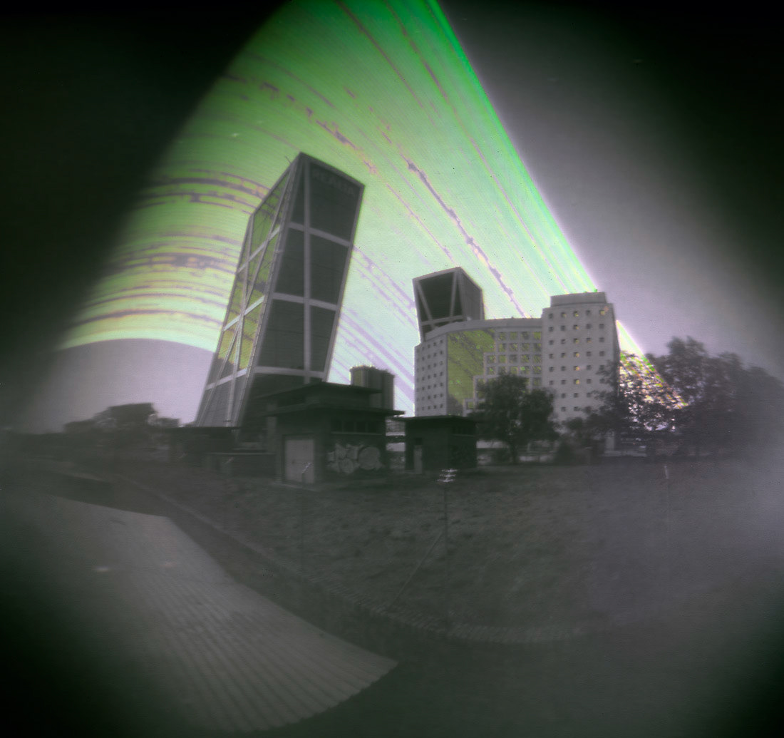 Solargraphy. Dialogue Between Light and Landscape