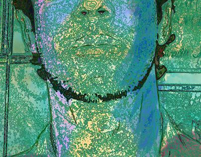 Avatar Illustration (self-portrait)