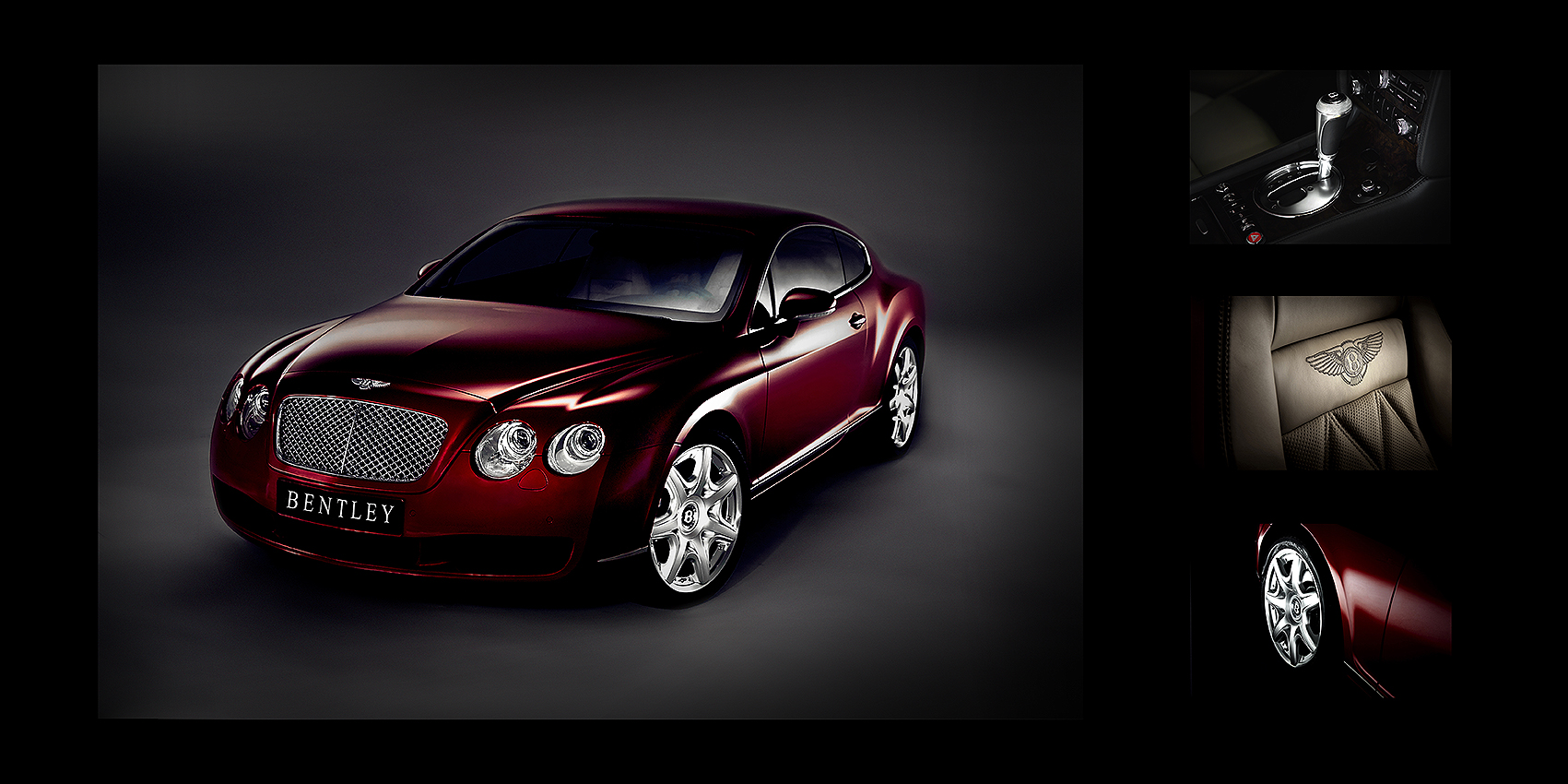 Bentley Photography for Continental GT & Flying Spur