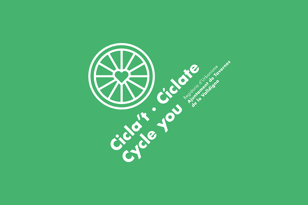 Cicla't · Cíclate · Cycle you