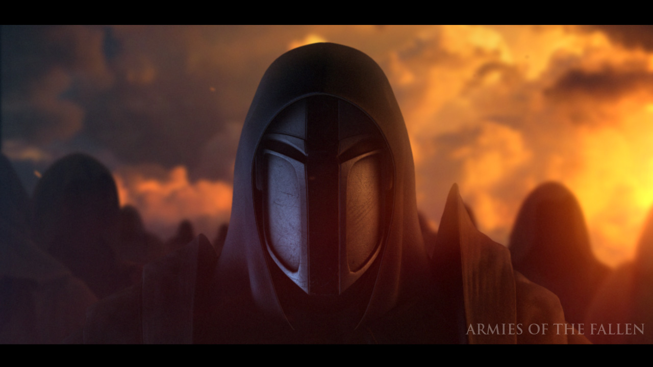 Star Wars: Armies of the Fallen - Concept Teaser