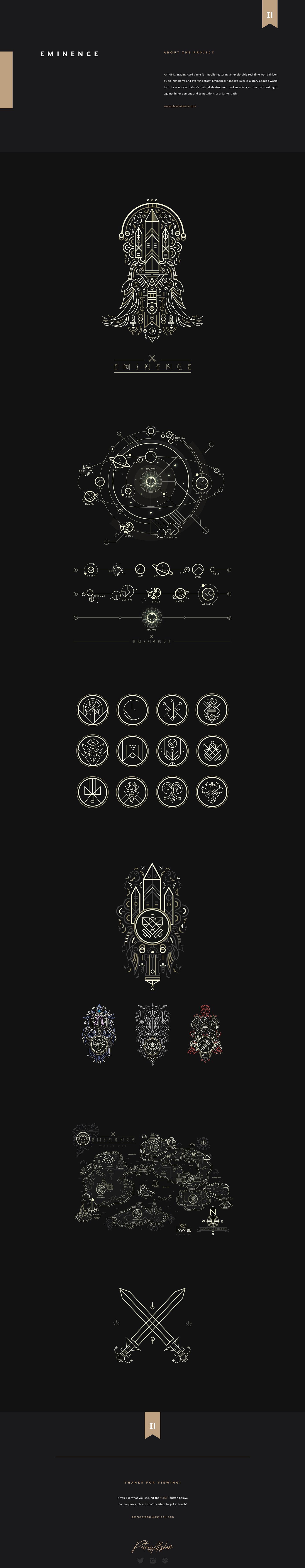 Eminence: Xanders Tales
