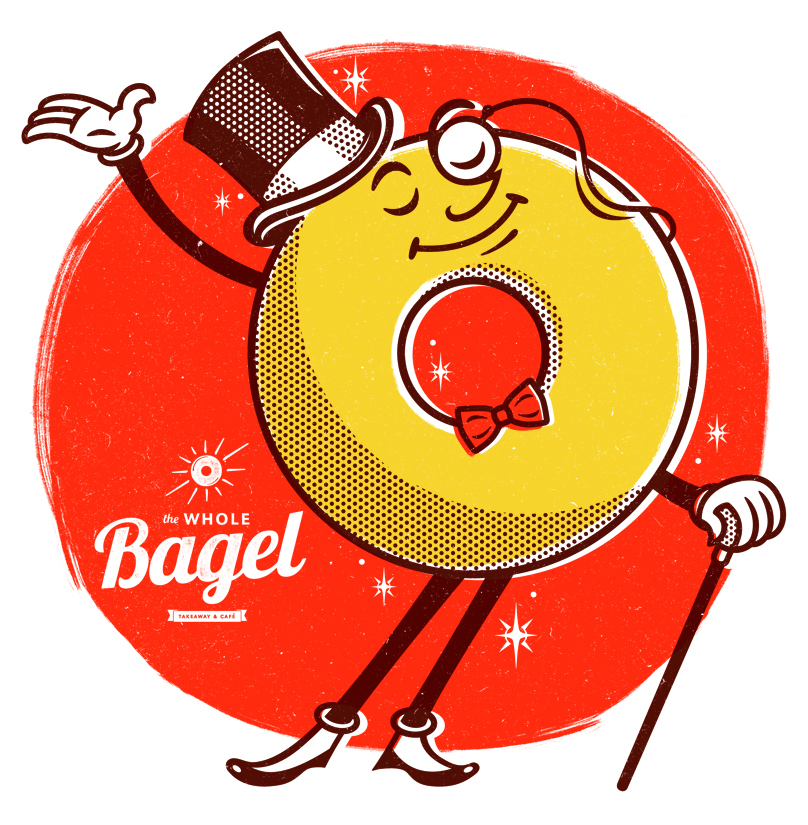 The Whole Bagel