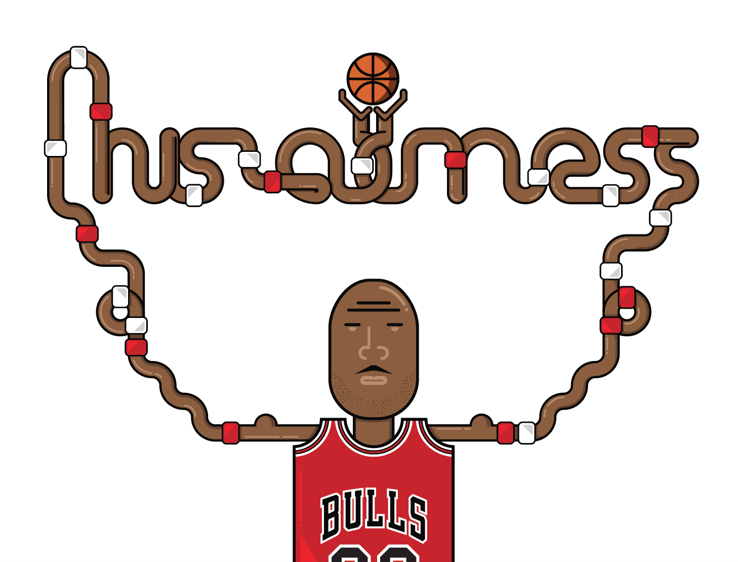 Michael Jordan (His Airness)