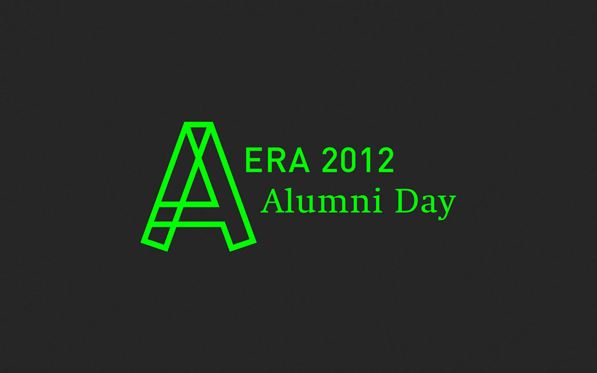 WdKA Alumniday: ERA 2012