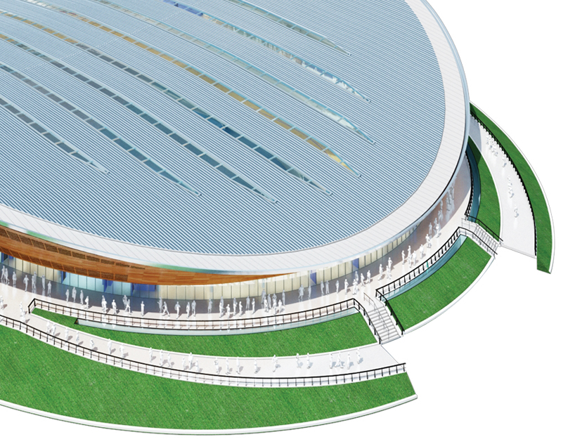 Olympic Venues PART 4 - The Velodrome