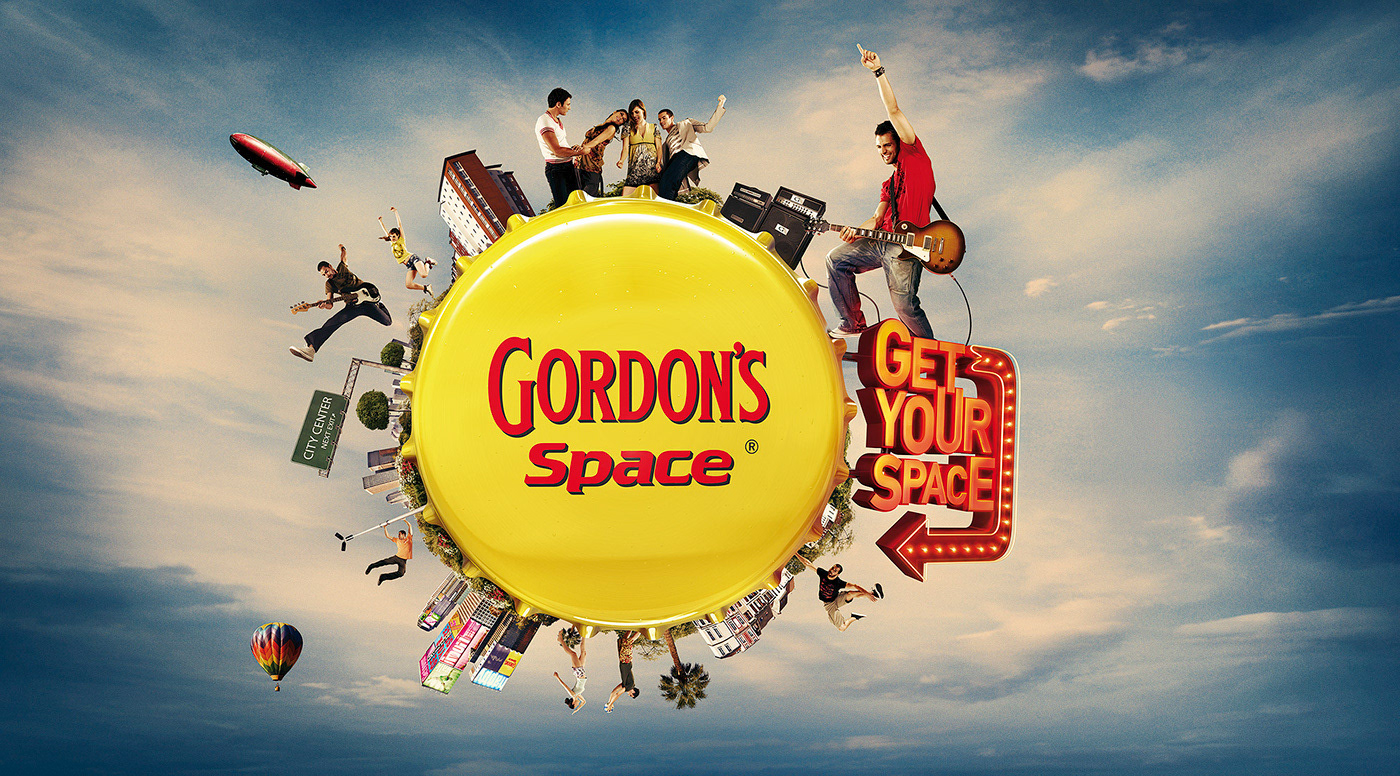 Gordons Space for Leo Burnett Athens
