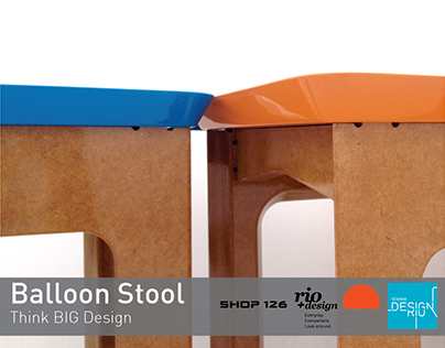 Balloon Stool 2013