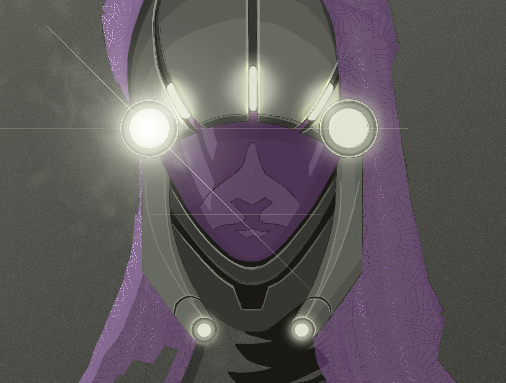 + mass effect / tali