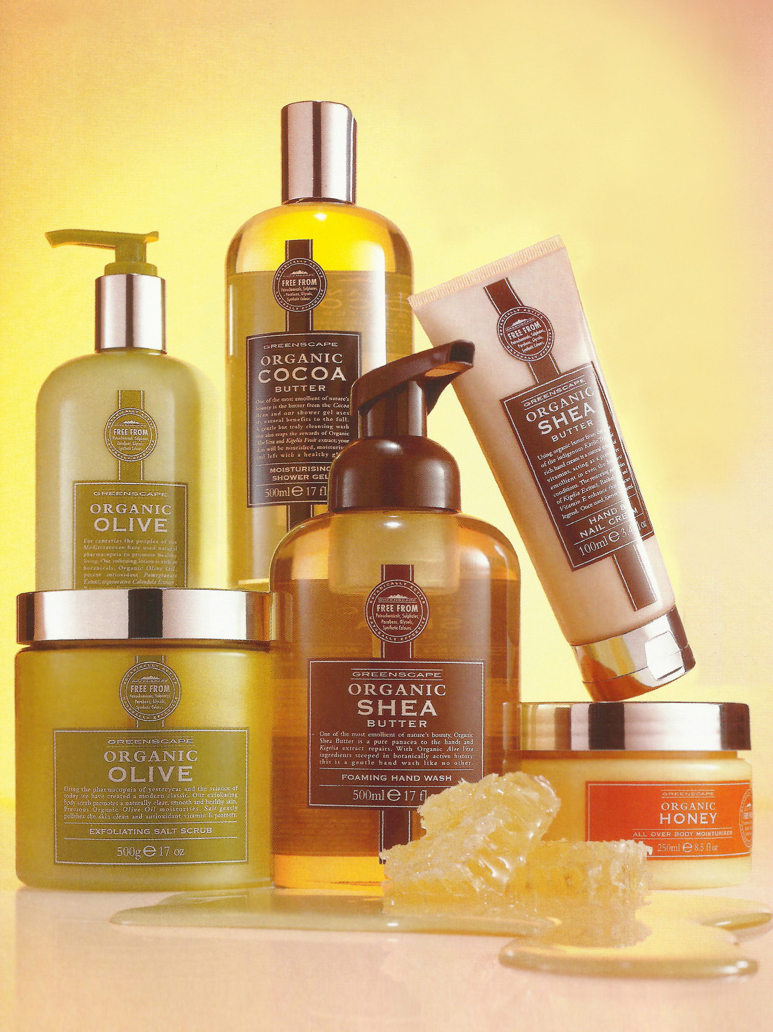 Greenscape Organic Skin Care