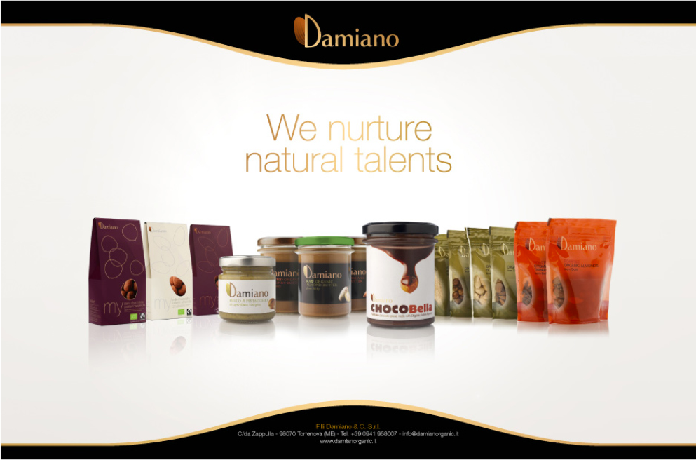 Damiano UK - Website