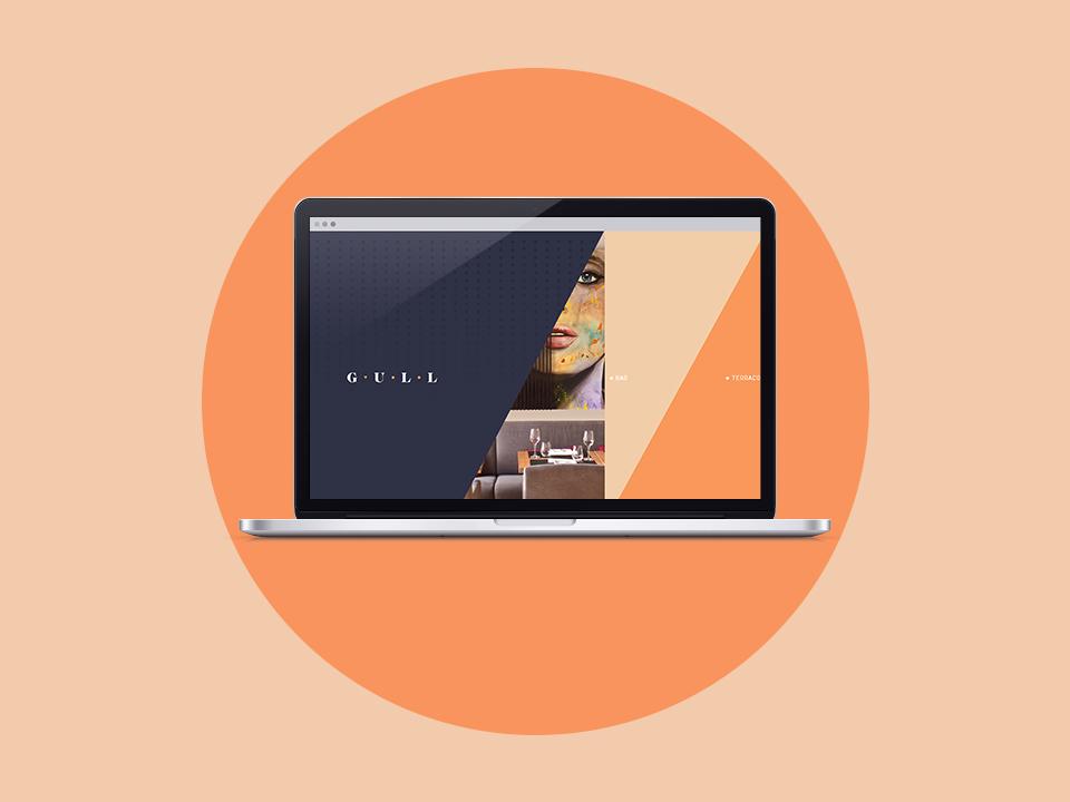 GULL / Website proposal