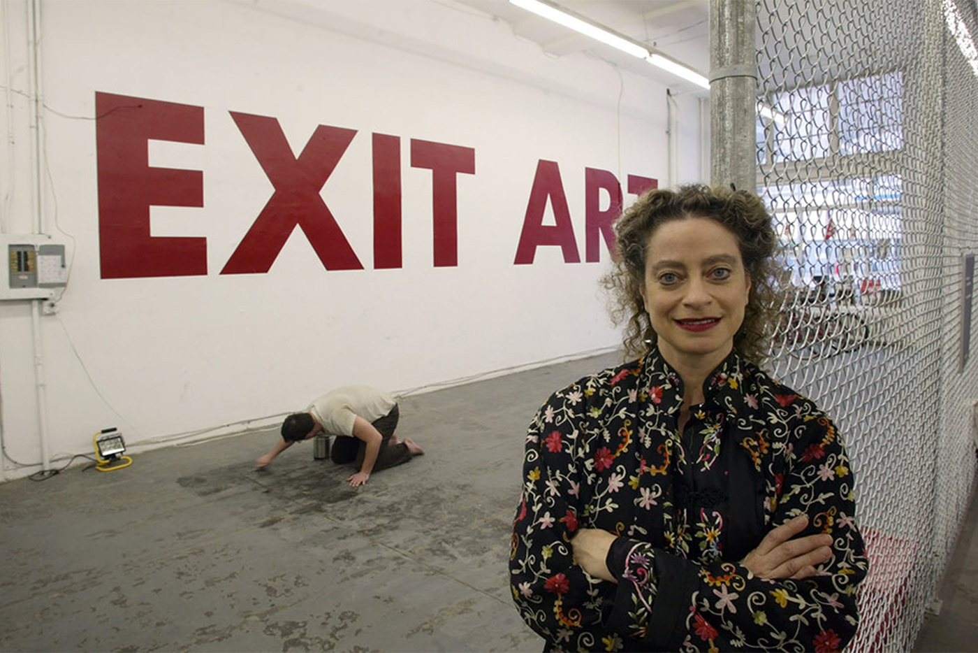 Exit Art – The First World
