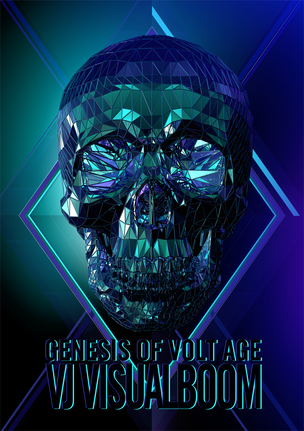 GENESIS OF VOLT AGE - ART WORK