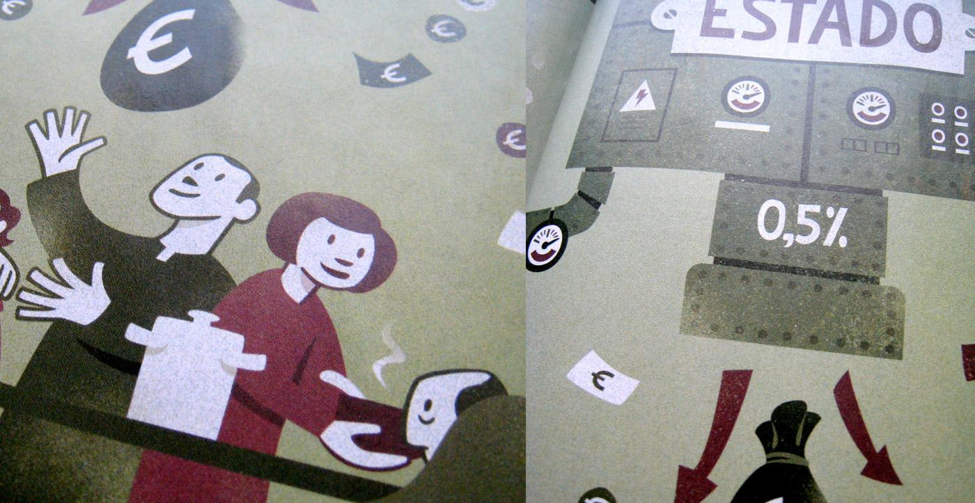Editorial Illustration . 02
