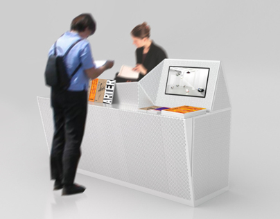 Arter Information Desk