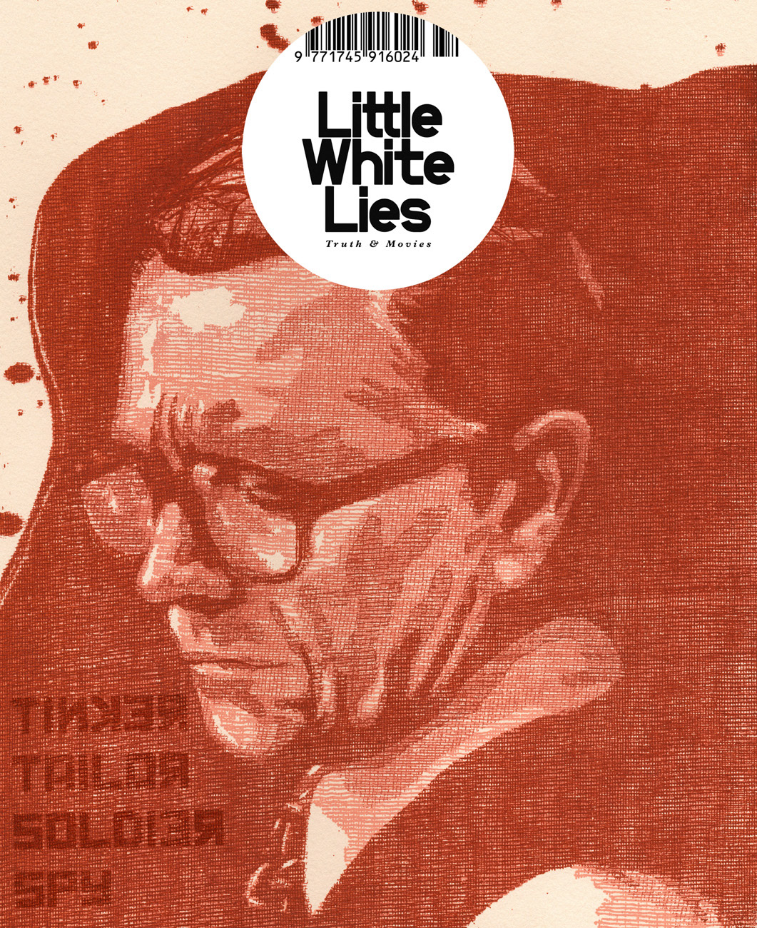 D&AD Little White Lies magazine cover competition