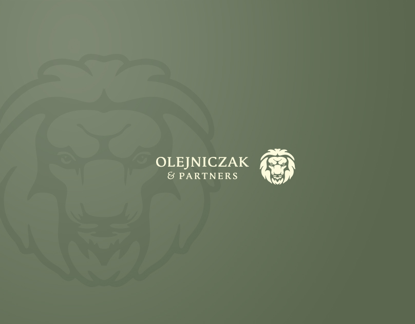 Olejniczak & Partners: Identity