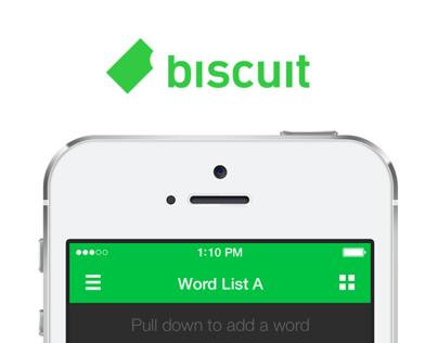 Biscuit : Dictionary App