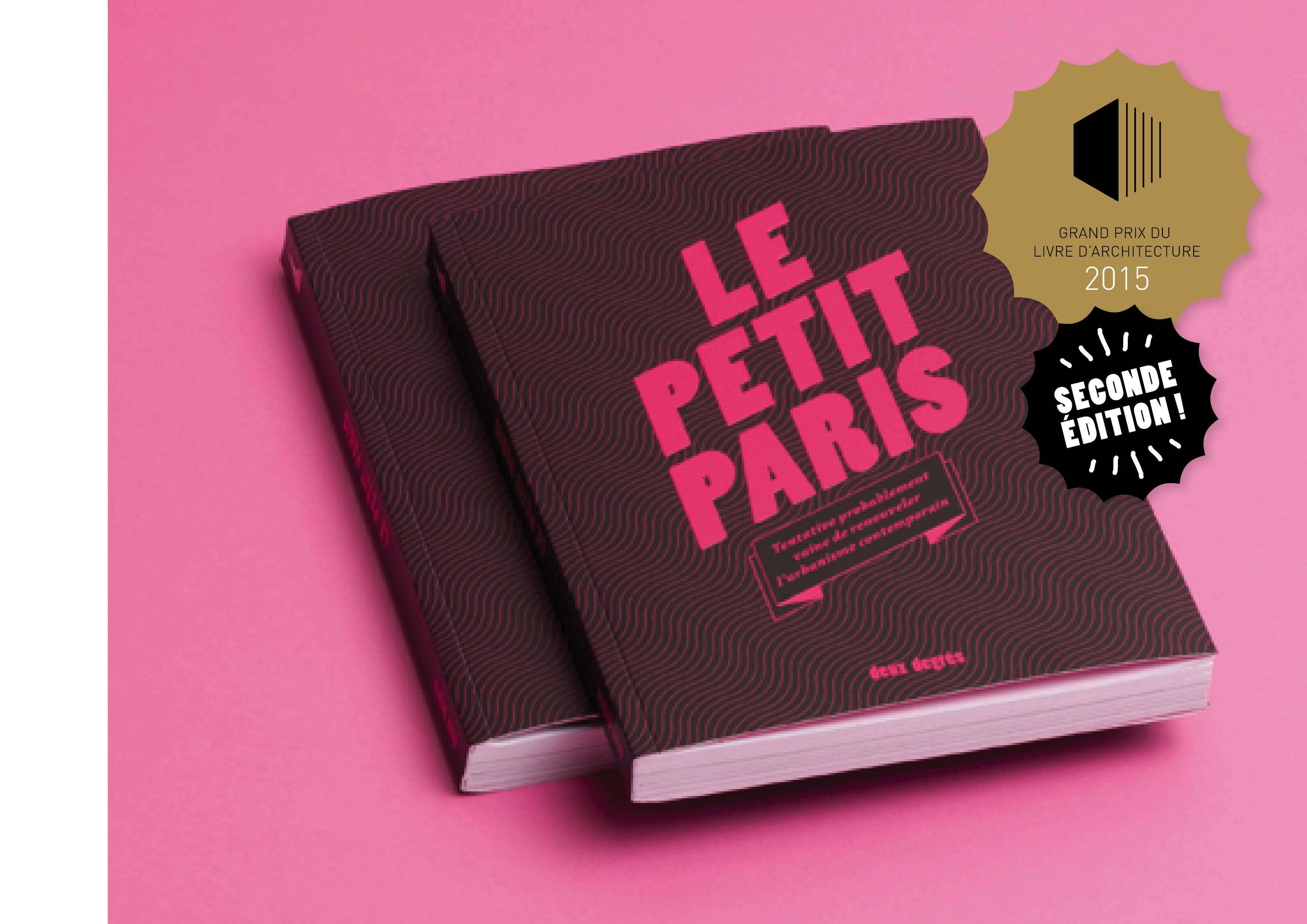 Le Petit Paris – urbanism design book