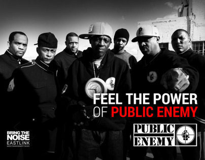 Public Enemy - Brand Deck